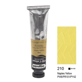 Bigpoint Yağlı Boya 45 ml Naples Yellow 210