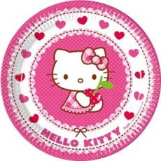 Hello Kitty Tabak Karton 23cm